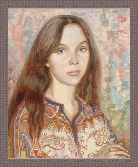 Заказ портрета живопись